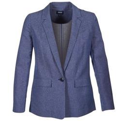 衣服 女士 外套/薄款西服 Armani jeans FADIOTTA 蓝色
