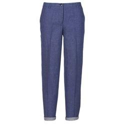 衣服 女士 多口袋裤子 Armani jeans JAFLORE 蓝色