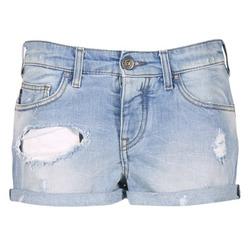 衣服 女士 短裤&百慕大短裤 Armani jeans JUTELAPO 蓝色