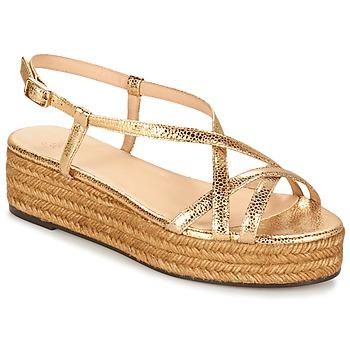鞋子 女士 凉鞋 Castaner MAGDALENA 金色
