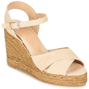 鞋子 女士 凉鞋 Castaner BLAUDELL 裸色
