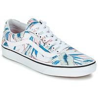 鞋子 女士 球鞋基本款 Vans 范斯 OLD SKOOL 白色 / 蓝色