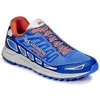鞋子 男士 跑鞋 Columbia 哥伦比亚 BAJADA™ III 蓝色 / 橙色