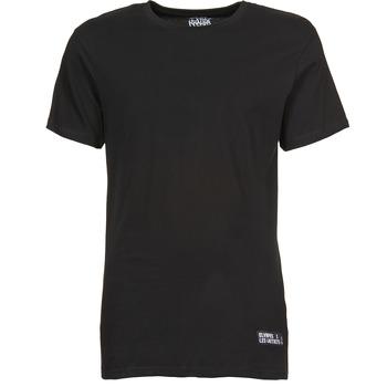 衣服 男士 短袖体恤 Eleven Paris HALIF 黑色