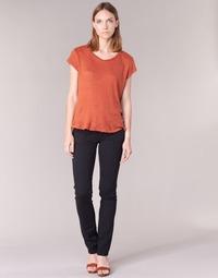 衣服 女士 多口袋褲子 Pepe jeans VENUS 黑色 / 999