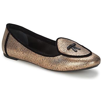 鞋子 女士 平底鞋 Etro 艾特罗 3078 金色