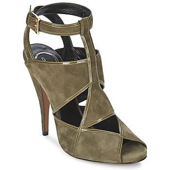 鞋子 女士 凉鞋 Etro 艾特罗 3025 卡其色