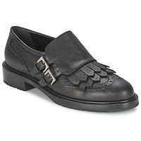鞋子 女士 德比 Etro 艾特罗 3096 黑色