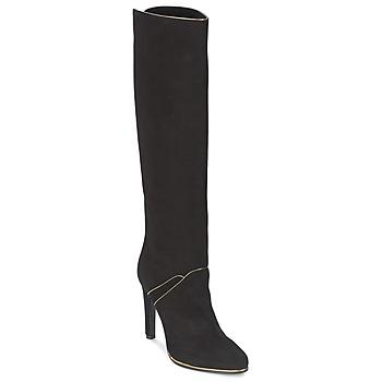 鞋子 女士 都市靴 Etro 艾特罗 3119 黑色 / 金色
