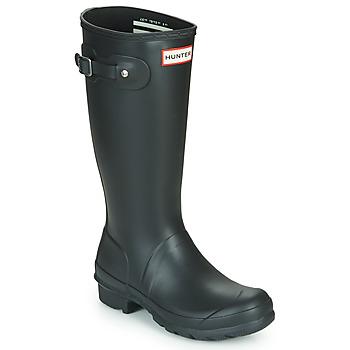 鞋子 儿童 雨靴 Hunter 赫特威灵頓 ORIGINAL KIDS 黑色