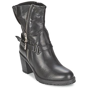 鞋子 女士 短靴 Casual Attitude FANYE 黑色