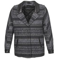 衣服 女士 大衣 Color Block ALTONA 黑色