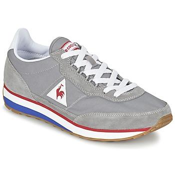 鞋子 男士 球鞋基本款 Le Coq Sportif 乐卡克 AZSTYLE GUM 灰色