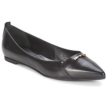 鞋子 女士 平底鞋 McQ Alexander McQueen 375371 黑色