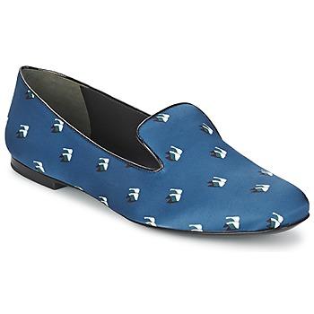 鞋子 女士 平底鞋 Kenzo 2SL110 蓝色 / 海蓝色