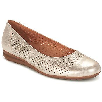 鞋子 女士 平底鞋 Gabor 嘉宝 ELASSY 金色