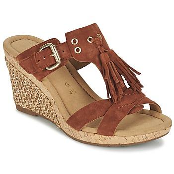 鞋子 女士 凉鞋 Gabor 嘉宝 MULETTE 棕色