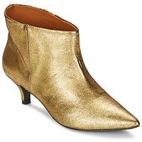 鞋子 女士 短靴 RAS ESPE 金色