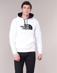 衣服 男士 衛衣 The North Face 北面 DREW PEAK PULLOVER HOODIE 白色