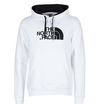 衣服 男士 卫衣 The North Face 北面 DREW PEAK PULLOVER HOODIE 白色
