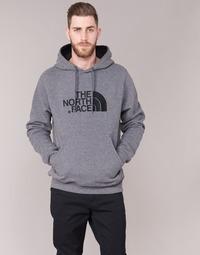 衣服 男士 卫衣 The North Face 北面 DREW PEAK PULLOVER HOODIE 灰色