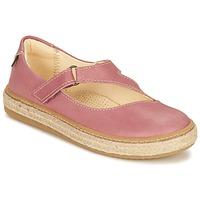 鞋子 女孩 平底鞋 El Naturalista JASPER 玫瑰色