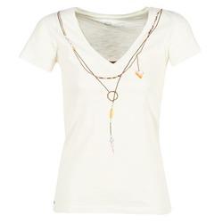 衣服 女士 短袖体恤 Oxbow TWIN 白色