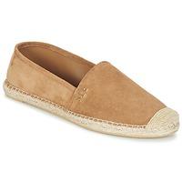 鞋子 女士 帆布便鞋 Ralph Lauren DANITA ESPADRILLES CASUAL 驼色