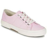 鞋子 女士 球鞋基本款 Ralph Lauren JOLIE SNEAKERS VULC 玫瑰色