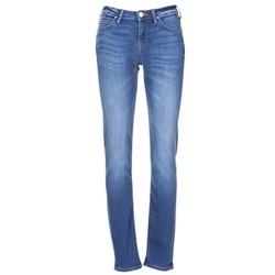 衣服 女士 紧身牛仔裤 Lee ELLY 蓝色 / EDIUM