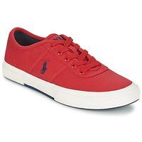 鞋子 男士 球鞋基本款 Ralph Lauren TYRIAN 红色