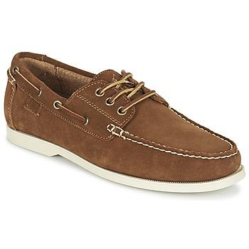 鞋子 男士 船鞋 Ralph Lauren BIENNE II 棕色