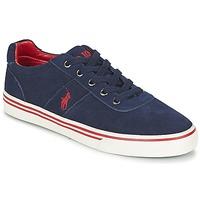 鞋子 男士 球鞋基本款 Polo Ralph Lauren HANFORD 海蓝色