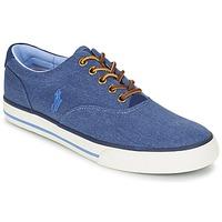 鞋子 男士 球鞋基本款 Ralph Lauren VAUGHN 蓝色
