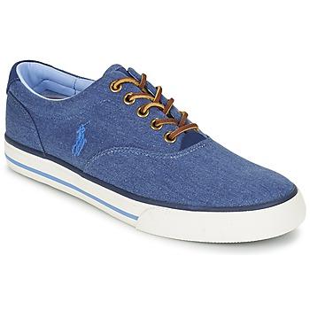 鞋子 男士 球鞋基本款 Polo Ralph Lauren VAUGHN 蓝色