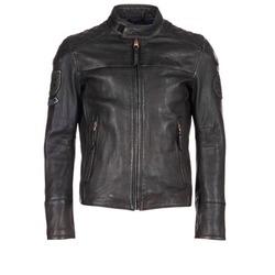 衣服 男士 皮夹克/ 人造皮革夹克 Redskins HAMILTON 黑色