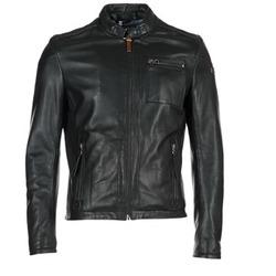 衣服 男士 皮夹克/ 人造皮革夹克 Redskins SADLER 黑色