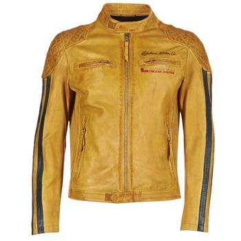 衣服 男士 皮夹克/ 人造皮革夹克 Redskins RIVAS 黄色