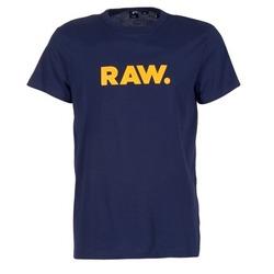 衣服 男士 短袖体恤 G-Star Raw RAW DOT 海蓝色