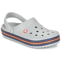 鞋子 洞洞鞋/圆头拖鞋 crocs 卡骆驰 CROCBAND 灰色