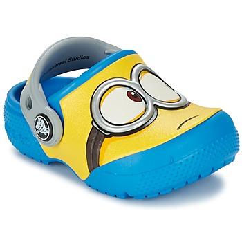 鞋子 儿童 洞洞鞋/圆头拖鞋 crocs 卡骆驰 Crocs Funlab Despicalbe me 3 蓝色