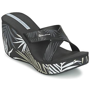 鞋子 女士 休闲凉拖/沙滩鞋 Ipanema 依帕内玛 LIPSTICK STRAPS III 黑色