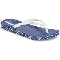 鞋子 女士 人字拖 Ipanema 依帕内玛 ANATOMIC SOFT 白色 / 蓝色
