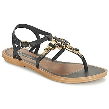 鞋子 女士 凉鞋 Grendha REALCE SANDAL 黑色