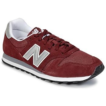 鞋子 球鞋基本款 New Balance新百伦 ML373 波尔多红