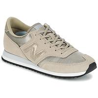 鞋子 女士 球鞋基本款 New Balance新百伦 CW620 米色