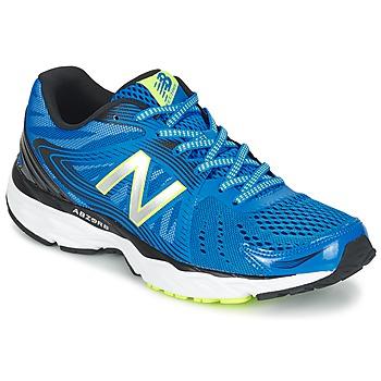 鞋子 男士 跑鞋 New Balance新百伦 M680 蓝色
