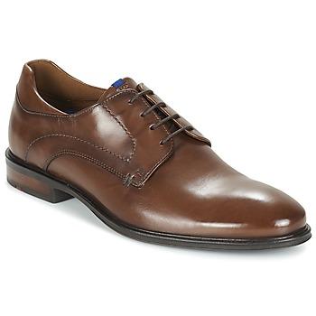 鞋子 男士 德比 LLOYD MILAN 棕色