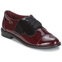 鞋子 女士 德比 F-Troupe Butterfly Shoe 勃艮第酒紅