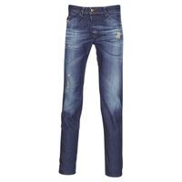 衣服 男士 直筒牛仔裤 Diesel 迪赛尔 DARRON 蓝色